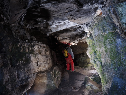 Englisch Höhle