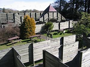 Labyrinthe In Neuseeland